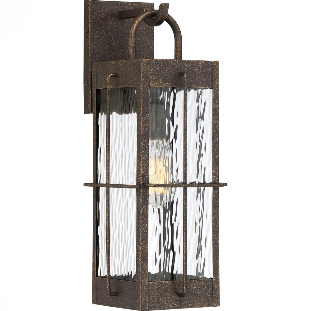 QUO WAR8407GZ Ward Outdoor Lantern