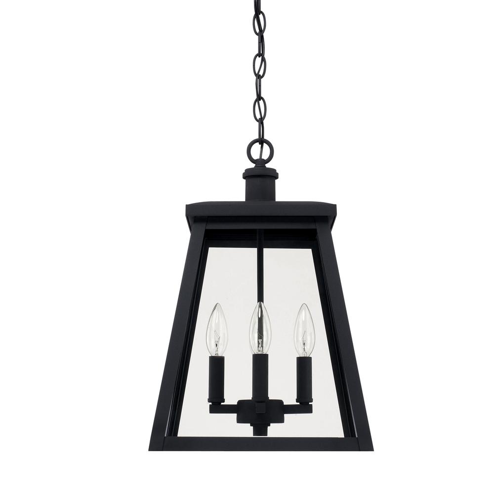 CPL 926842BK 4 Light Outdoor Hanging Lantern 60CAC/CL NEWSTOCK FEB 2020