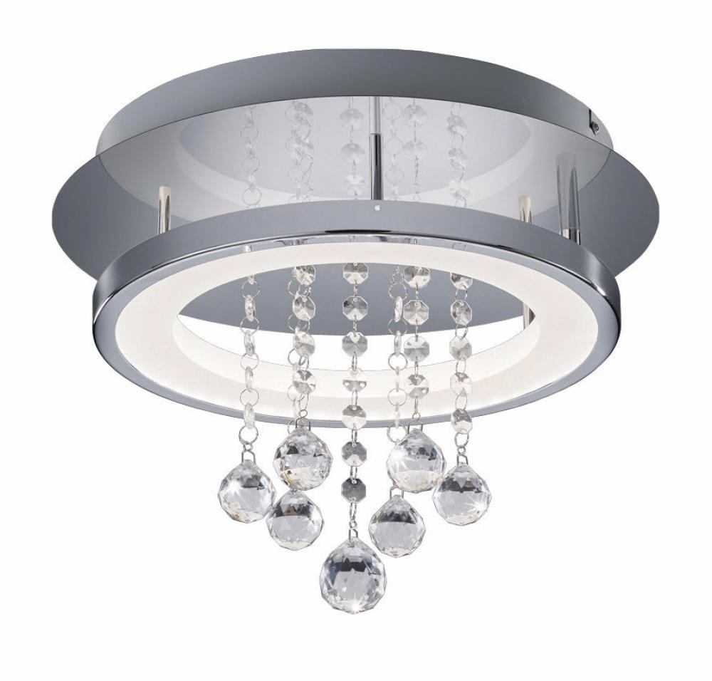 ARG 657211206 Dorian Circular Chrome Ceiling Mount NEWSTOCK MAY 2019