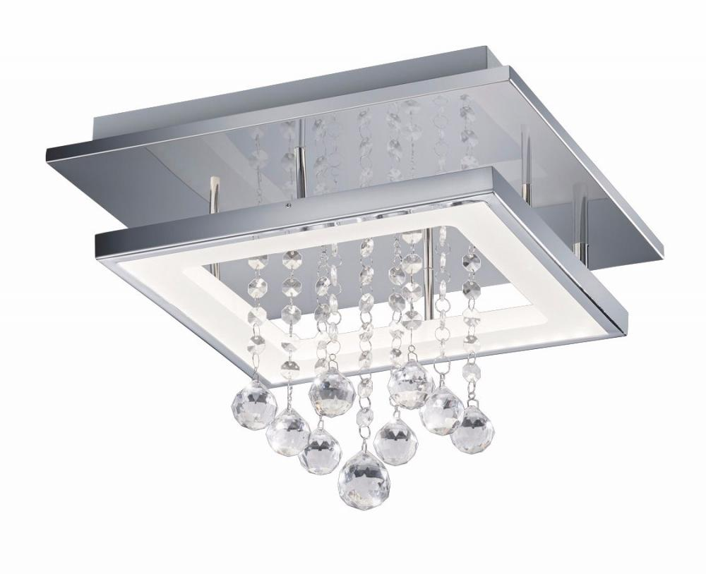 ARG 657311206 Dorian Small Rectangular Chrome Ceiling Moun NEWSTOCK MAY 2019